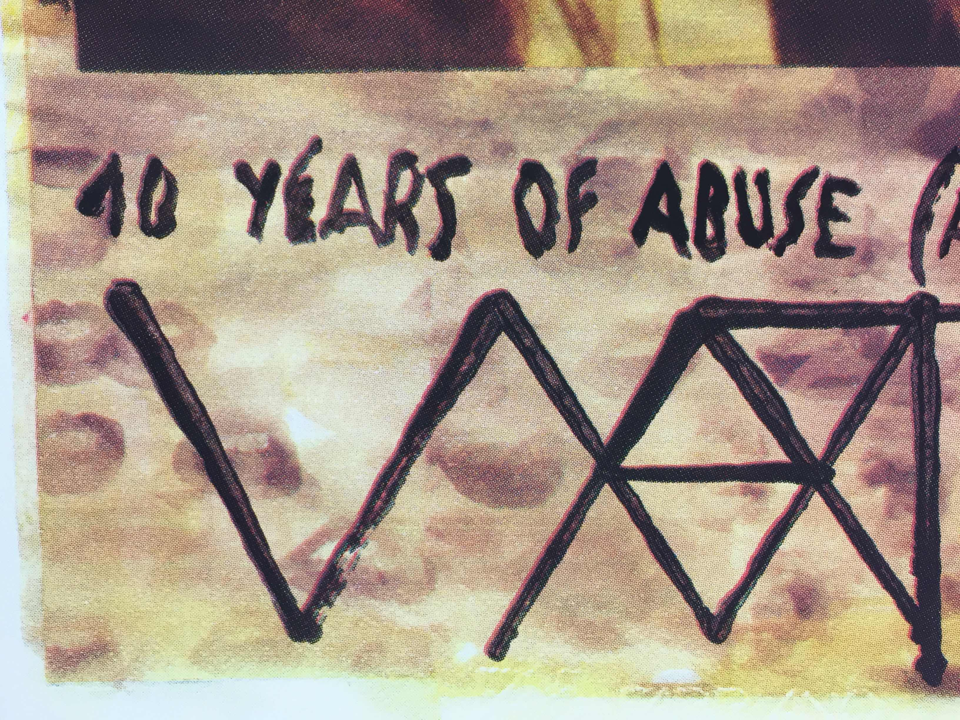 Ten years of abuse (and still broke)  -  We Are The Painter