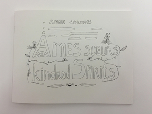 Ames soeurs / kindred Spirits - Anne Colomes