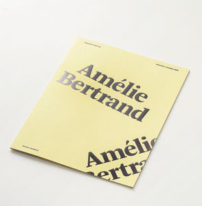 Pleased to meet you #2 - Amélie Bertrand