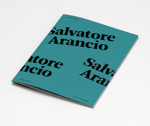 Pleased to meet you #8 - Salvatore Arancio